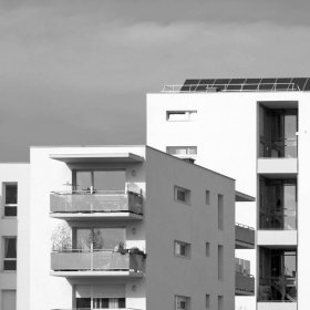 Logements collectifs, ZAC Teisseire, Grenoble